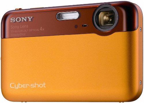 Imagen principal de Sony DSC-J10D - Cámara Digital Compacta, 16.1 MP (2.7 pulgadas, 4x Zo