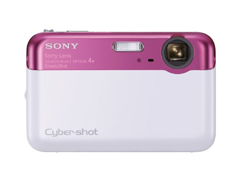Imagen principal de Sony DSC-J10W - Cámara Digital Compacta, 16.1 MP (2.7 pulgadas, 4x Zo
