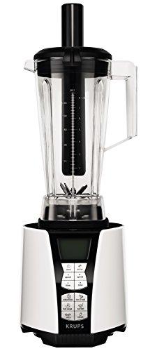 Imagen principal de Batidora de vaso Krups Perfect Mix 9000, 2 l, 1500 W, color blanco/neg