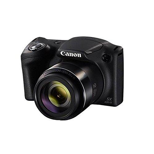 Imagen principal de Canon PowerShot SX430 IS - Cámara compacta de 20 MP (Pantalla de 3'',