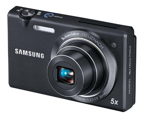 Imagen principal de Samsung Cámara MV800 pantalla abatible 16.5 MP negra