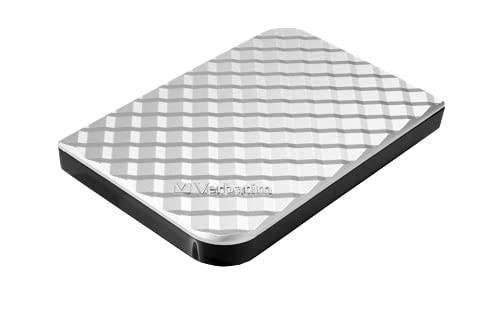 Imagen principal de Verbatim 53197 - Disco Duro Externo de 1 TB (5400 RPM, 4800 Mbit/s, US