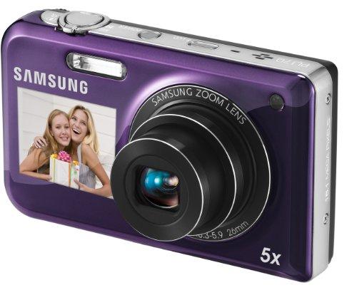 Imagen principal de Samsung PL170 - Cámara digital (16,1 megapíxeles, zoom óptico de 5x