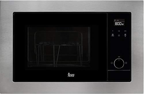 Imagen principal de Teka MS 620 BIS Microondas con grill, 1100 W, 20 litros, Otro, Gris