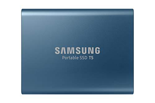 Imagen principal de Samsung Disco Duro Externo PSSD T5 500GB