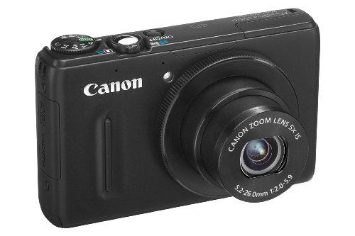 Imagen principal de Canon PowerShot S100 - Cámara Digital 12.1MP, color negro