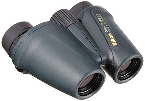 Imagen principal de Nikon Travelite EX - Prismáticos (10x, 25 mm, Impermeables, Lentes as