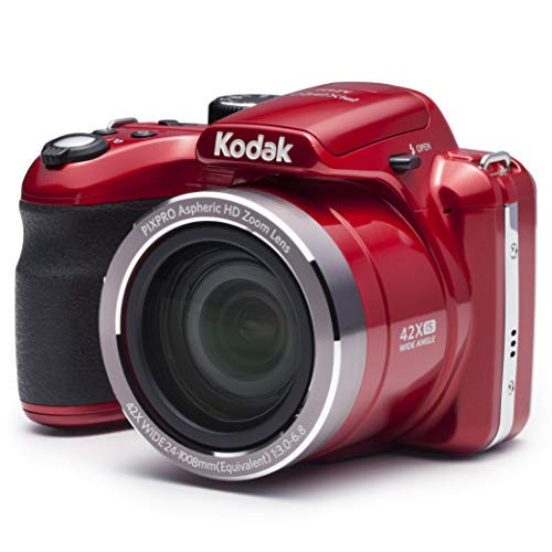 Imagen principal de Kodak Pixpro AZ422 Roja