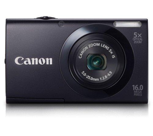 Imagen principal de Canon PowerShot A3400 IS - Cámara compacta de 16 MP (Pantalla táctil