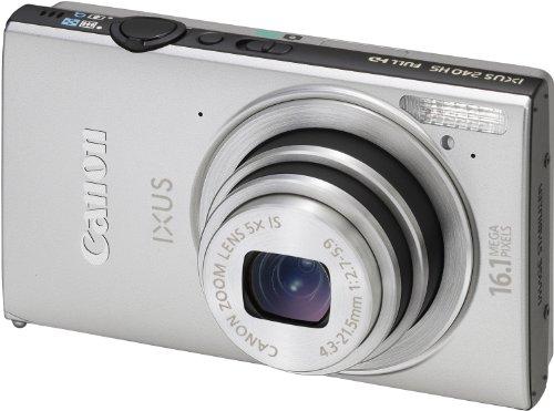 Imagen principal de Canon IXUS 240 HS - Cámara compacta de 16.1 MP (Pantalla táctil de 3