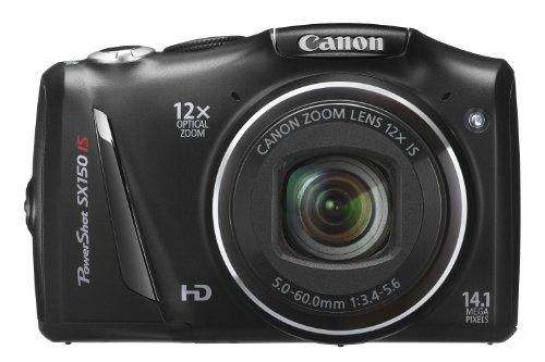 Imagen principal de Canon Powershot SX150 IS - Cámara digital 14.1 Megapíxeles
