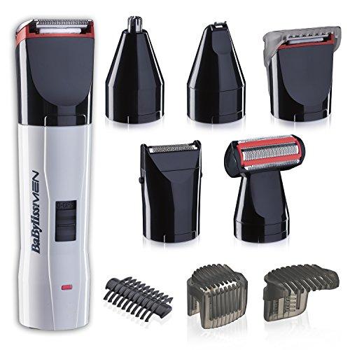 Imagen principal de BaByliss T839E Set de afeitado eléctrico multifunción barba y cuerpo
