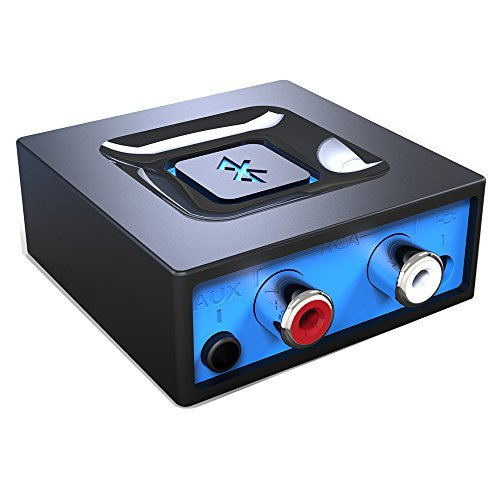 Imagen principal de Esinkin Receptor de Audio Inalámbrico, Adaptador Bluetooth para PC/Ma