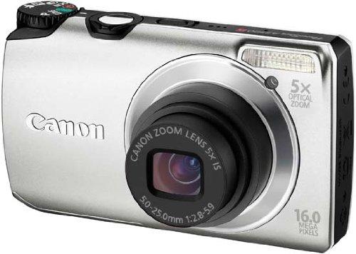 Imagen principal de Canon PowerShot A3300 IS - Cámara Digital Compacta 16 MP (3 Pulgadas
