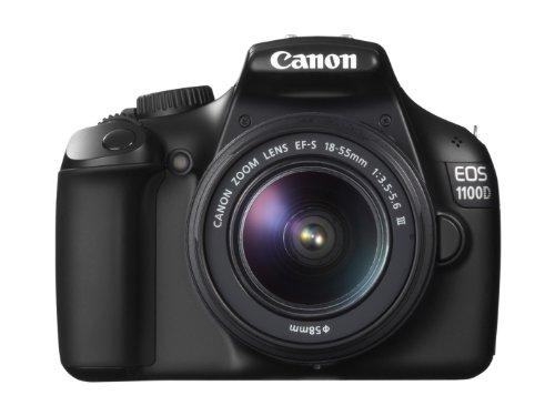 Imagen principal de Canon EOS 1100D - Cámara réflex digital de 12.2 Mp (pantalla 2.7), c