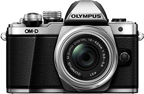 Imagen principal de Olympus E-M10 Mark II Digital - Cámara de fotos con Kit de lentes M.Z