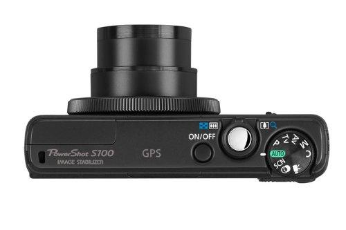 Imagen principal de Canon Powershot S100 - Cámara compacta de 12.1 MP (Pantalla de 3, Zoo