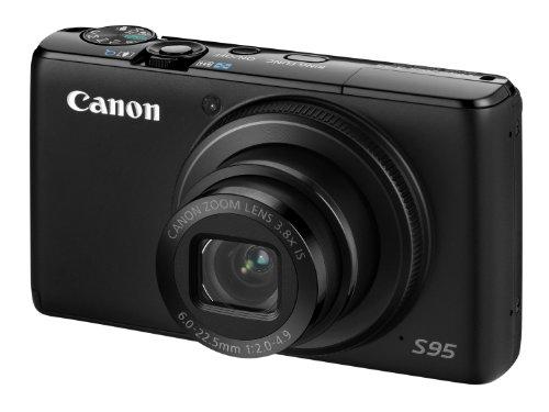 Imagen principal de Canon Powershot S95 - Cámara compacta de 10 MP (Pantalla de 3, Zoom �