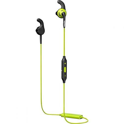 Imagen principal de Philips SHQ6500CL - Auriculares Deportivos con Bluetooth 4.1 (Cable Re