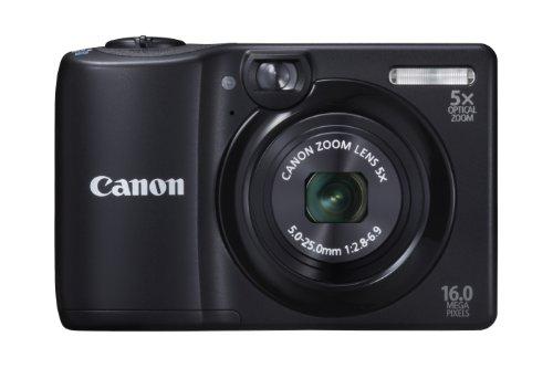Imagen principal de Canon PowerShot A1300 - Cámara compacta de 16 MP (Pantalla de 2.7, Zo