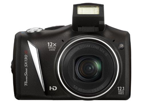 Imagen principal de Canon PowerShot SX 130 IS - Cámara Digital Compacta 12.4 MP (3 pulgad