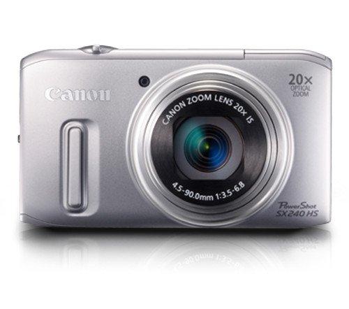 Imagen principal de Canon PowerShot SX240 HS - Cámara compacta de 12.1 MP (Pantalla de 3,