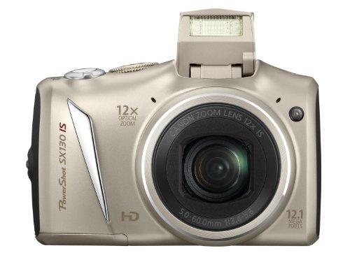 Imagen principal de Canon PowerShot SX130 IS - Cámara Digital Compacta, 12.1 MP ( 3 pulga