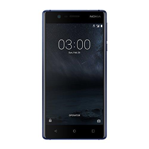 Imagen principal de Nokia 3 TA-1032 DS ES PT - Smartphone de 5.0(2 GB RAM, Memoria Interna