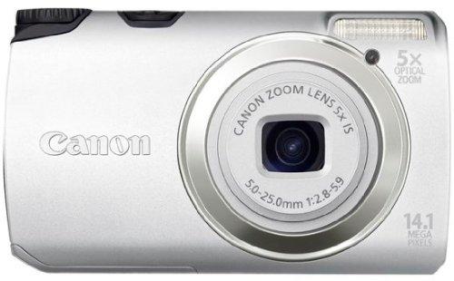 Imagen principal de Canon PowerShot A3200 IS - Cámara de Fotos Digital (14,1 Mpx, Modo Sm