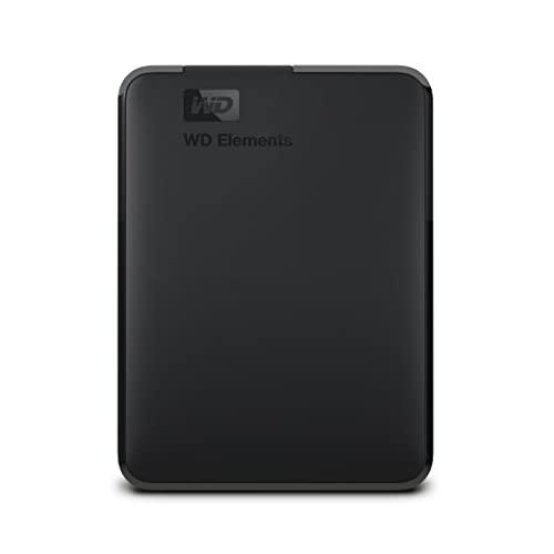 Imagen principal de WD Elements - Disco duro externo portátil de 2 TB con USB 3.0, color