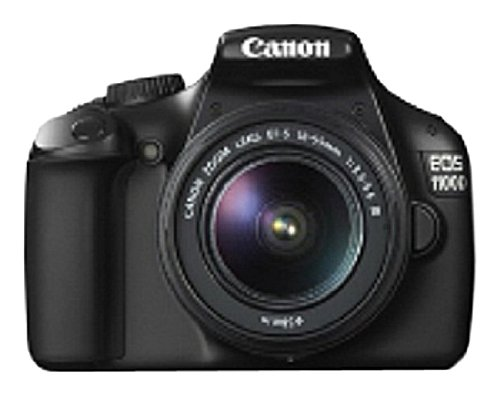 Imagen principal de Canon EOS 1100D - Cámara Réflex Digital 12.2 MP (Kit + 18-55 DC + 75