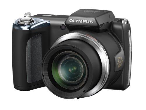 Imagen principal de Olympus SP-620UZ - Cámara compacta de 16 MP (Pantalla de 3, Zoom ópt