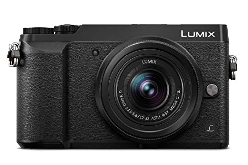 Imagen principal de Panasonic Lumix DMC-GX80K - Cámara EVIL de 16 MP, Pantalla de 3, Esta