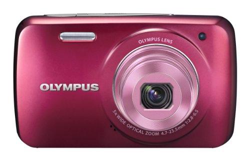 Imagen principal de Olympus VH-210 - Cámara compacta de 14 MP (Pantalla de 3, Zoom óptic