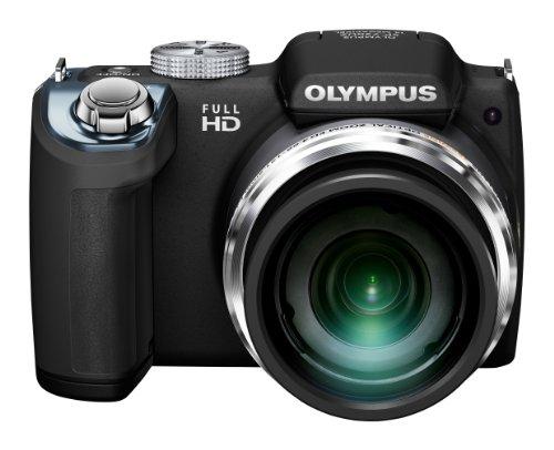 Imagen principal de Olympus SP-720UZ - Cámara compacta de 14 MP (Pantalla de 3, Zoom ópt