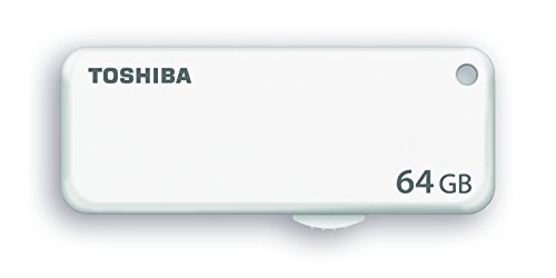 Imagen principal de Toshiba THN-U203W0640E4 - Memoria Flash USB de 64 GB, Color Blanco