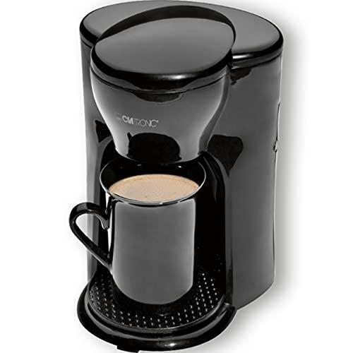 Imagen principal de Cafetera para un vaso de aprox. 120 ml, depósito de agua, jarra aisla