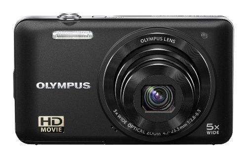 Imagen principal de Olympus VG-160 - Cámara compacta de 14 MP (Pantalla de 3, Zoom óptic