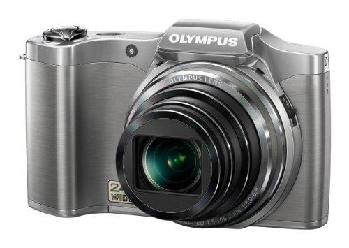 Imagen principal de Olympus SZ-14 - Cámara compacta de 14 MP (Pantalla de 3, Zoom óptico