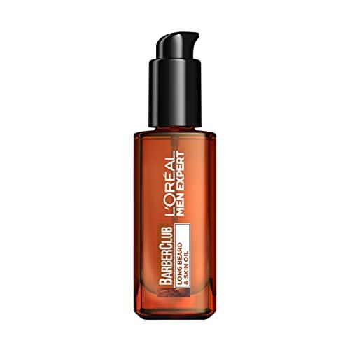 Imagen principal de L'Oréal Paris Men Expert - Barber Club Aceite hidratante para barba l