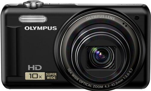Imagen principal de Olympus VR-310 - Cámara Digital Compacta, 14 MP (2.7 pulgadas, 10x Zo