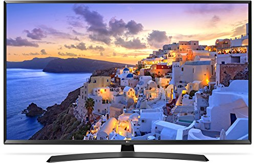 Imagen principal de LG 49 UJ635V TV - 123 cm (4K UHD, Smart TV, PQI 1600, Triple Tuner, HD