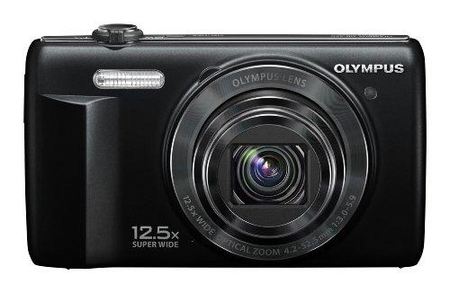 Imagen principal de Olympus VR-360 - Cámara compacta de 16 MP (Pantalla de 3, Zoom óptic