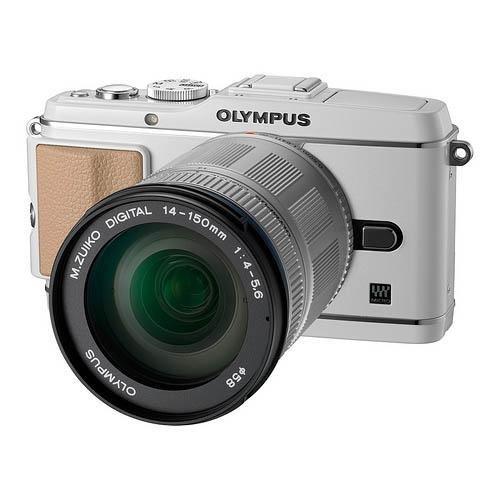 Imagen principal de Olympus E-P3 - Cámara Digital (12.3 MP, SLR Kit, 4/3, 14-150 mm, 5.6,
