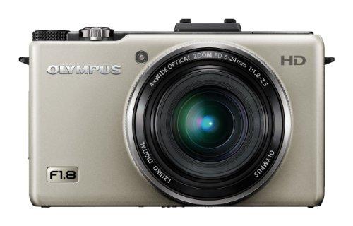 Imagen principal de Olympus XZ-1 - Cámara compacta de 10 MP (Pantalla de 3, Zoom óptico