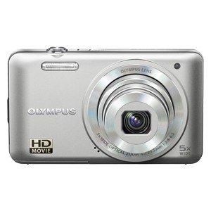 Imagen principal de Olympus VG-160 - Cámara Digital Incluye SD 4 GB y Funda, Color Platea