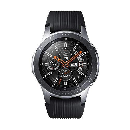 Imagen principal de Samsung Galaxy Watch - Reloj Inteligente, Bluetooth, Plata, 46 mm- Ver
