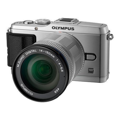 Imagen principal de Olympus V204034SE000 - Cámara Digital (Auto, acercamiento, Documentos