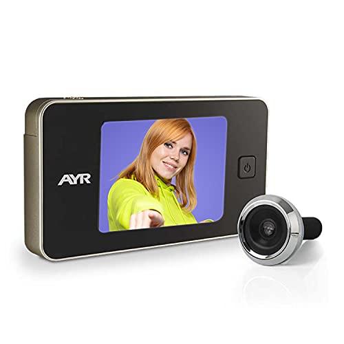 Imagen principal de AYR Exitec 752 - Mirilla Digital (pantalla de 3.2 38-110 mm, 0.3 Mp) p