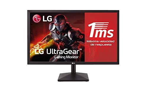 Imagen principal de LG 24MK400H-B - Monitor Gaming de 59,8 cm (23.8) Full HD (1920 x 1080,